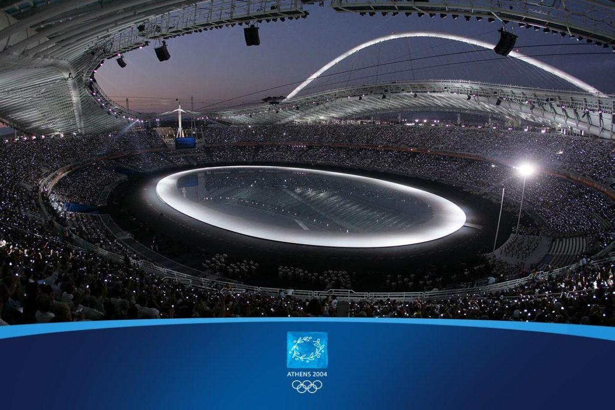 Reuters: Οι Ολυμπιακοί Αγώνες του 2004