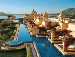 Oberoi Udaivilas το καλύτερο ξενοδοχείο