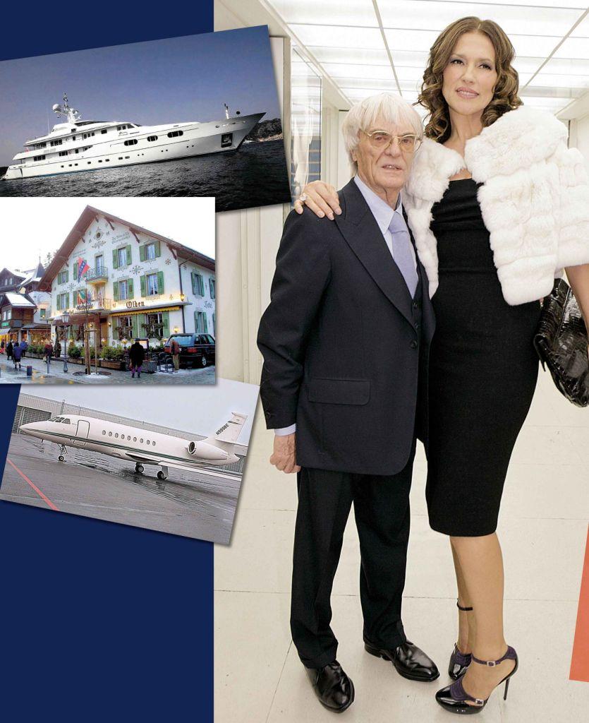 Bernard Eklestooun bernie_ecclestone_with_ex-wife