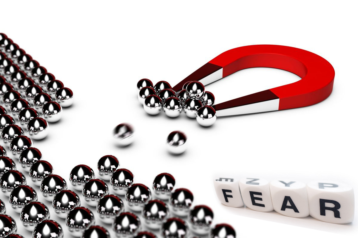 Φόβος αβεβαιότητα και αμφιβολία