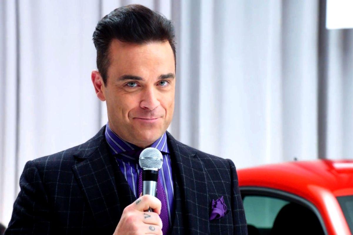 Robbie Williams Volkswagen