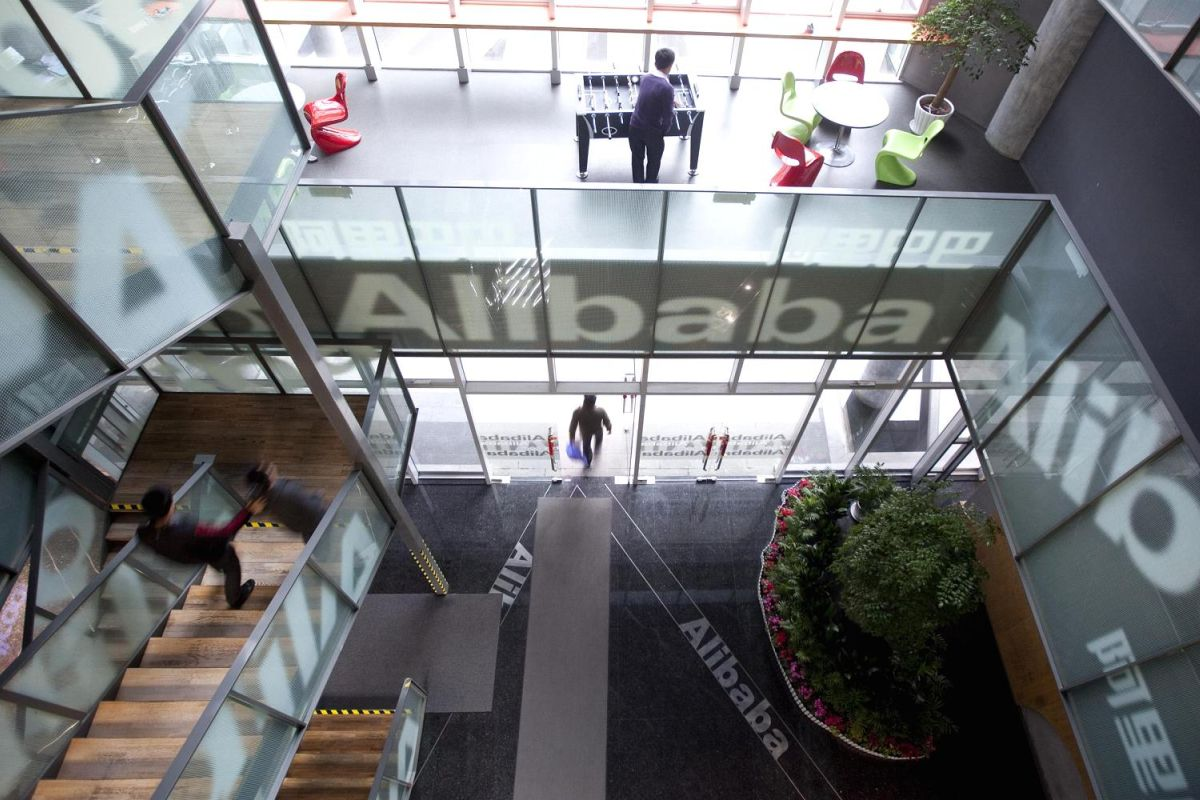 Alibaba offices Mr.Jack Ma (8)